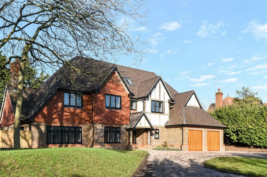 5 Bedrooms Detached House for sale in Chelsfield Hill, Chelsfield, Orpington
