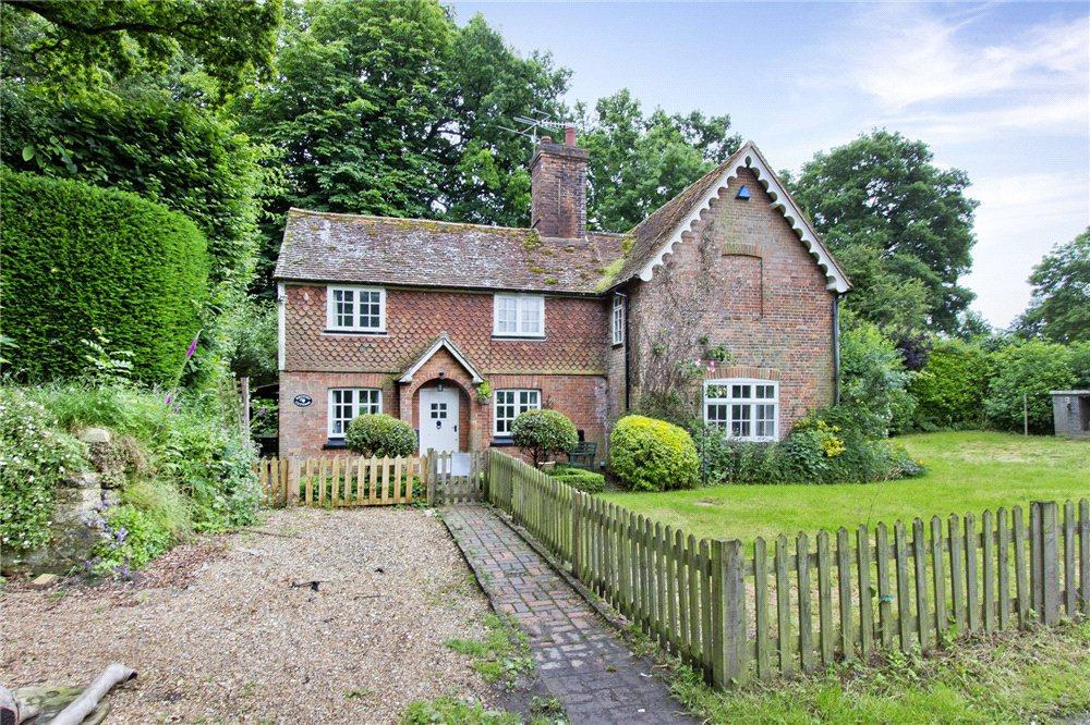 4 Bedrooms Detached House for sale in Rectory Cottage, Withyham, East Sussex