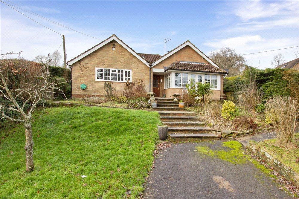 5 Bedrooms Detached House for sale in Cansiron Lane, Cowden, Edenbridge