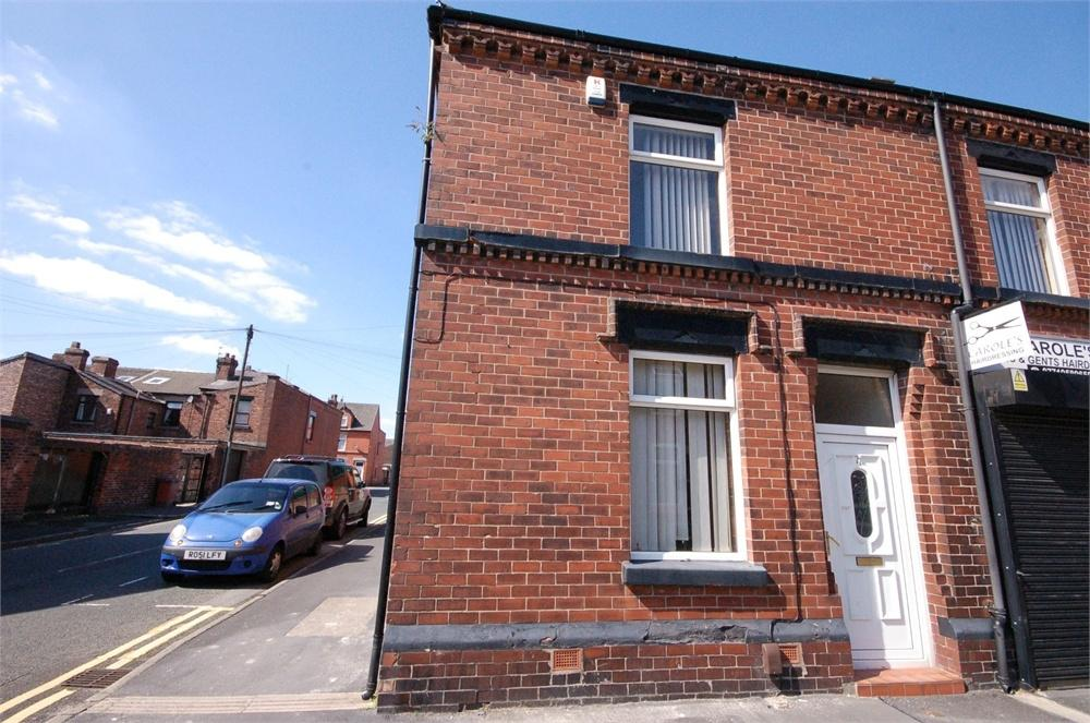4 Bedrooms End Of Terrace House for sale in Vincent Street, ST HELENS, Merseyside
