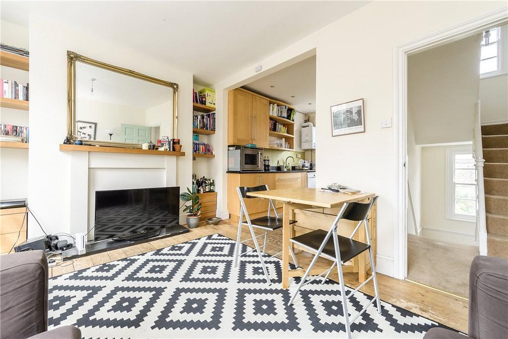 4 Bedrooms Terraced House for sale in Buttesland Street, Islington, London, N1