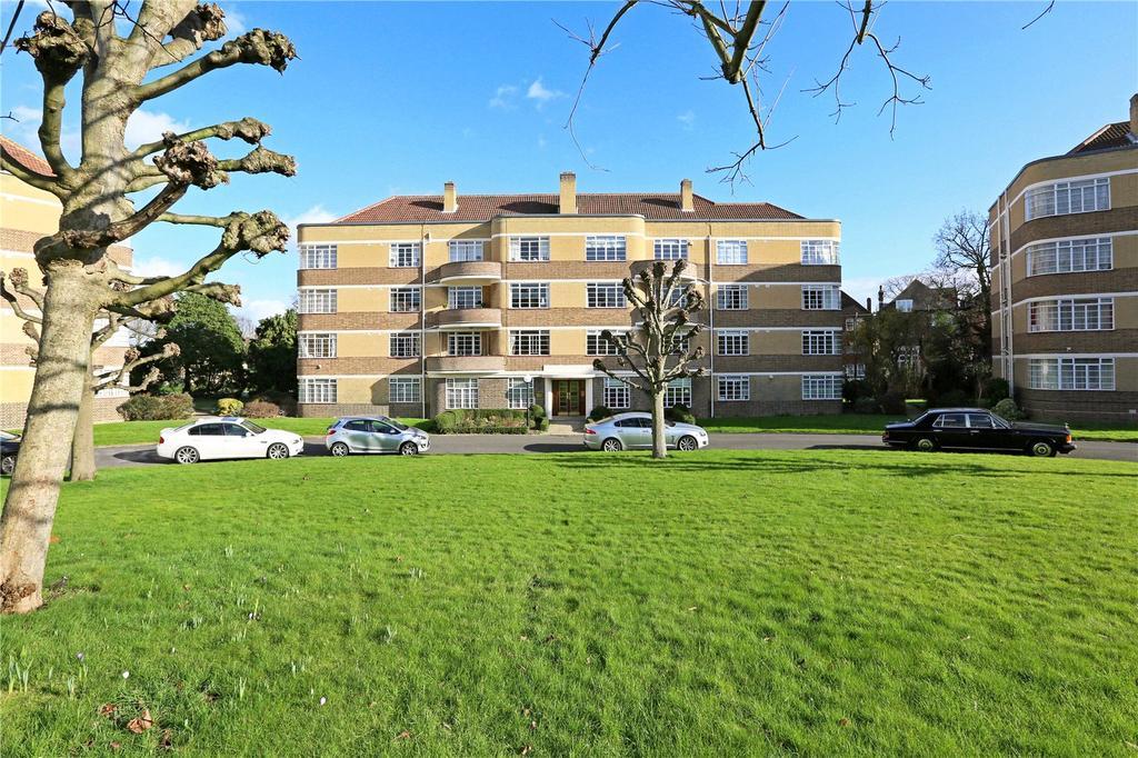 4 Bedrooms Flat for sale in Heath Rise, Kersfield Road, Putney, London, SW15