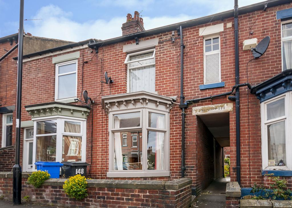3 Bedrooms Terraced House for sale in 146 Blair Athol Road, Banner Cross, S11 7GD