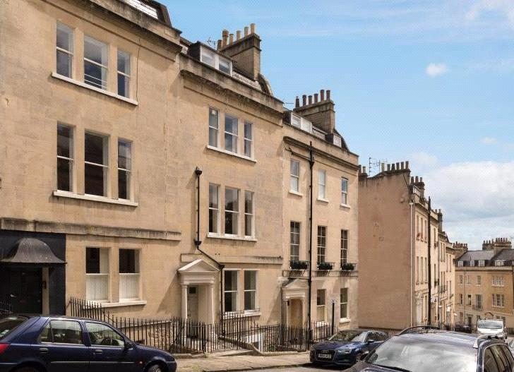 4 Bedrooms Terraced House for sale in Park Street, Bath, BA1