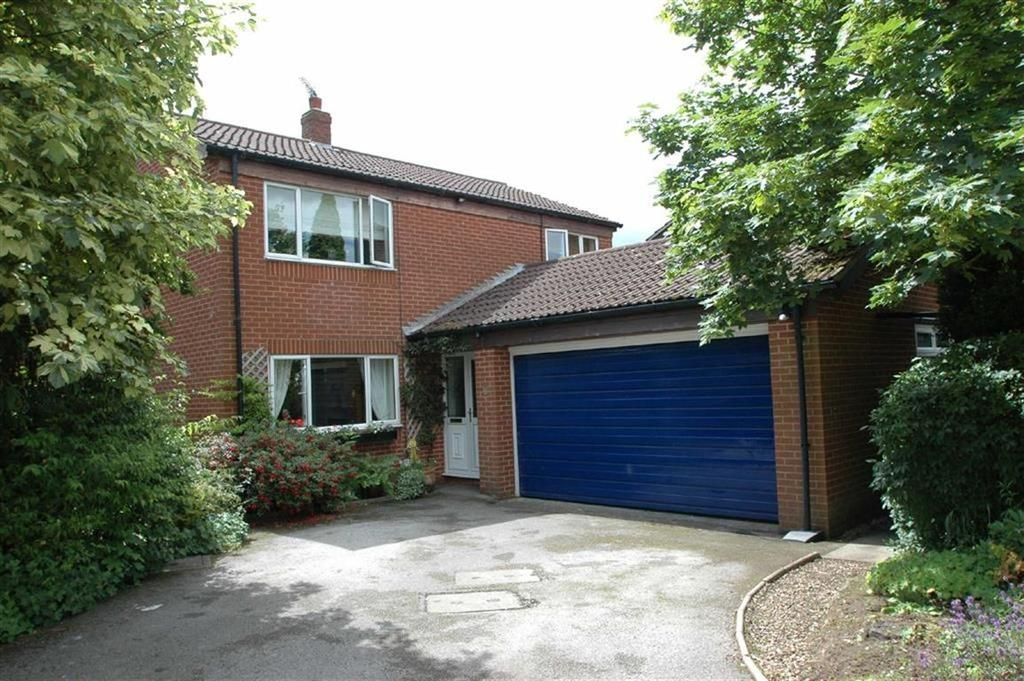 4 Bedrooms Detached House for sale in Barony Way, Chester