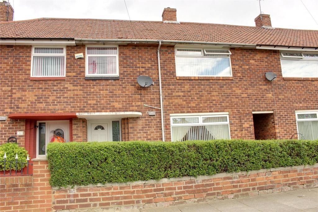 4 Bedrooms Terraced House for sale in Grassington Road, Middlesbrough