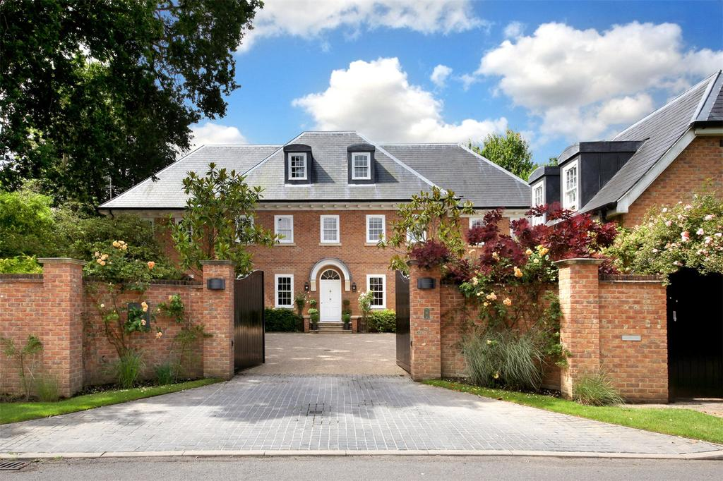 8 Bedrooms Detached House for sale in Priory Road, Sunningdale, Berkshire