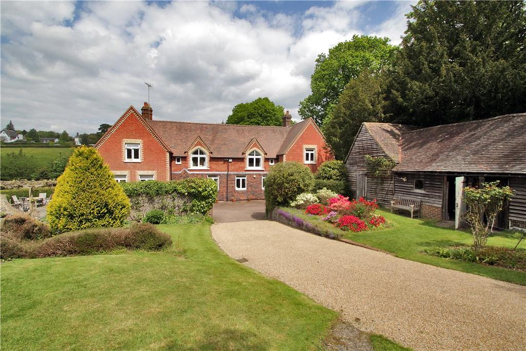 5 Bedrooms Detached House for sale in Hungershall Park, Tunbridge Wells, Kent, TN4
