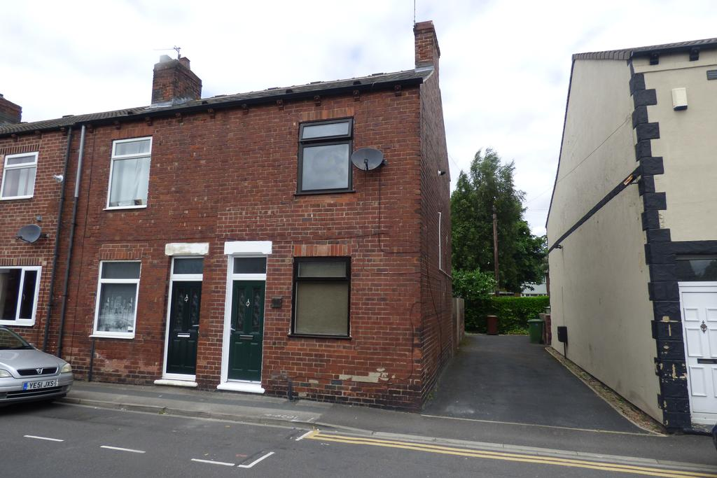 2 Bedrooms Terraced House for sale in Princess Street, Normanton WF6