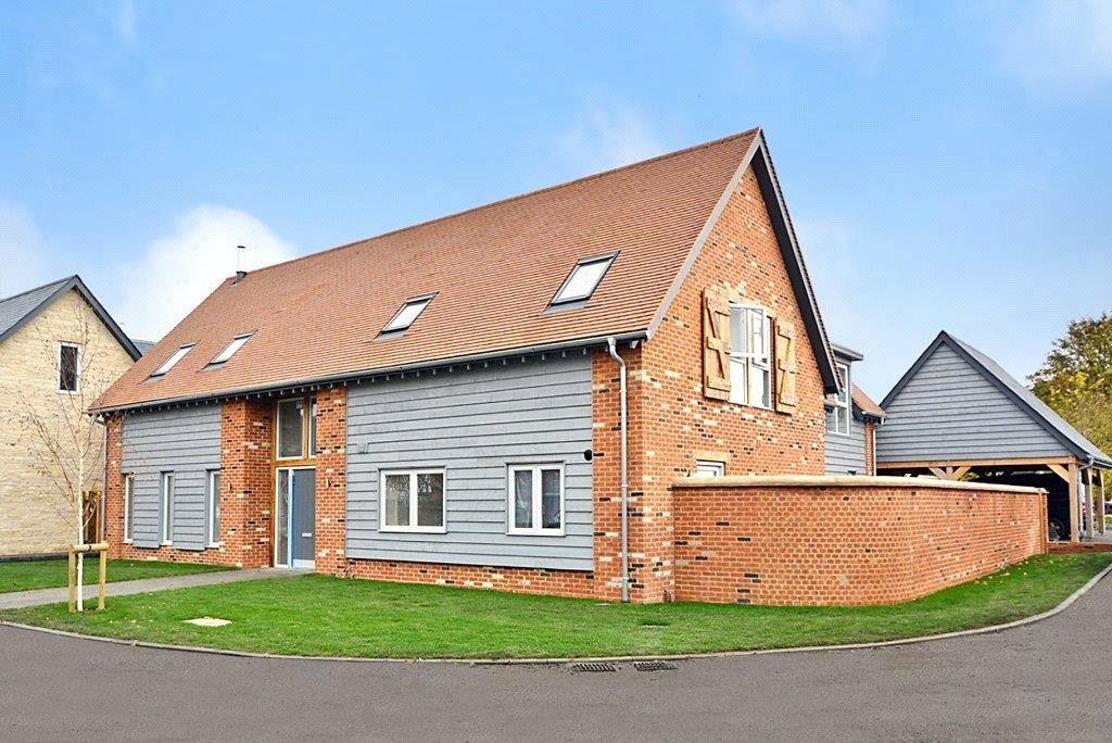 5 Bedrooms Detached House for sale in Garford House, Church Farm, West Hanney, Oxfordshire, OX12