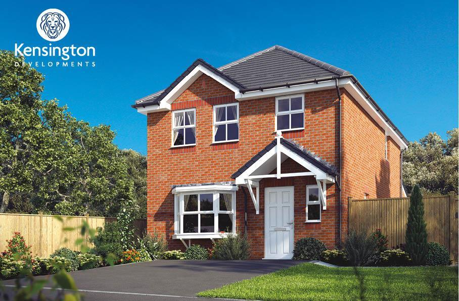 4 Bedrooms Detached House for sale in Magnolia Point, Midgeland Road, Marton Moss