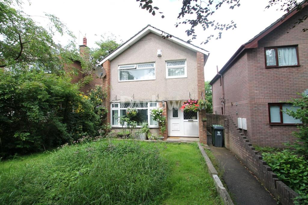 3 Bedrooms Detached House for sale in Meadvale Road, Rumney, Cardiff