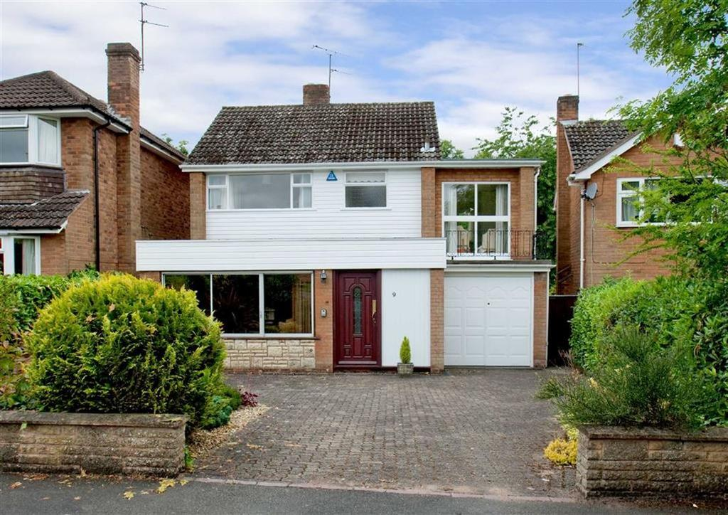 4 Bedrooms Detached House for sale in 9, Hopstone Gardens, Penn, Wolverhampton, West Midlands, WV4