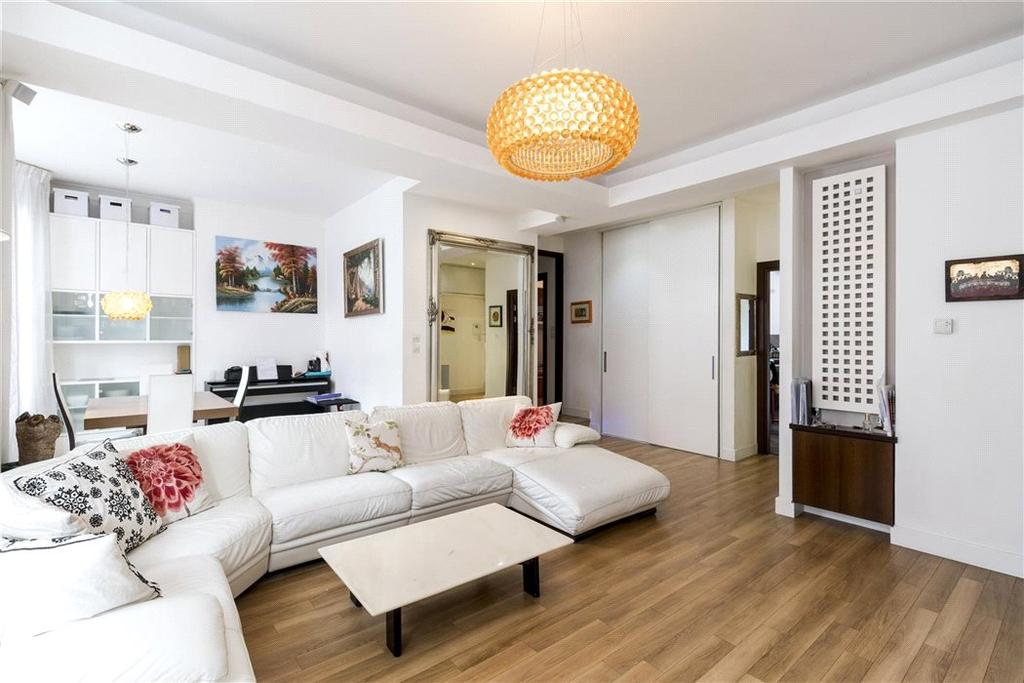 3 Bedrooms Flat for sale in York Street, London, W1H