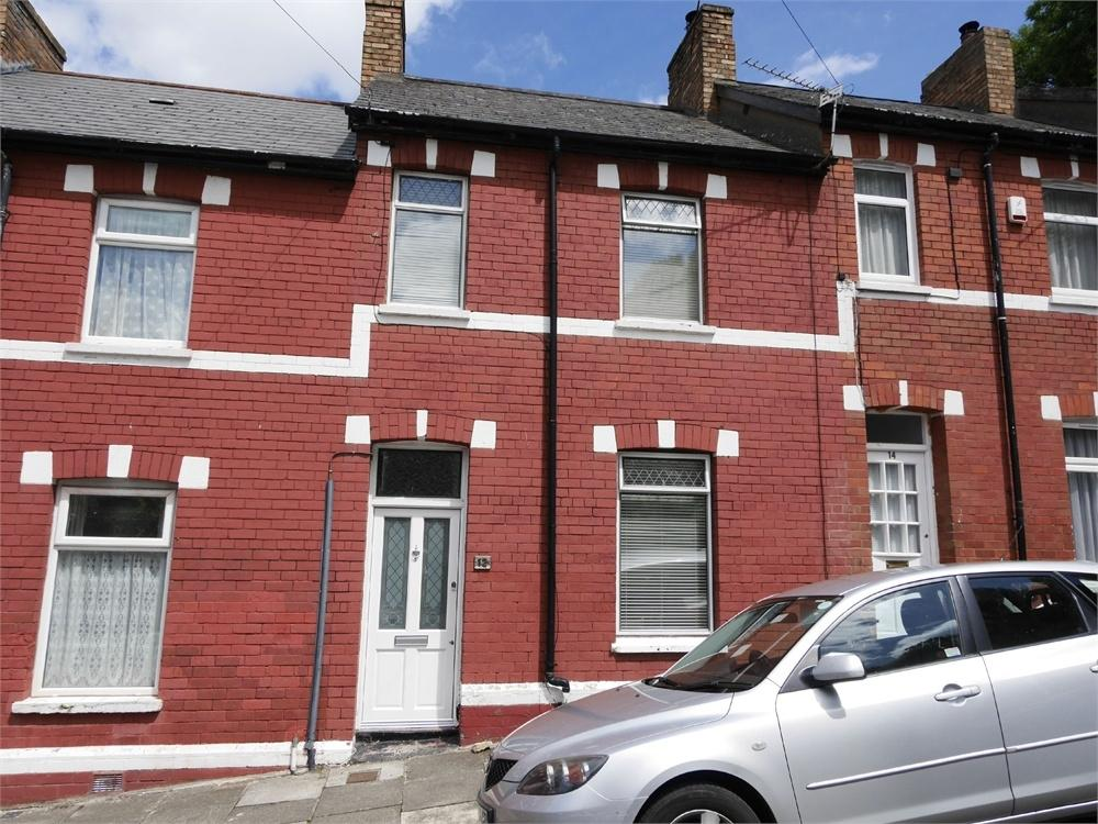 2 Bedrooms Terraced House for sale in Agnes Street, Cogan