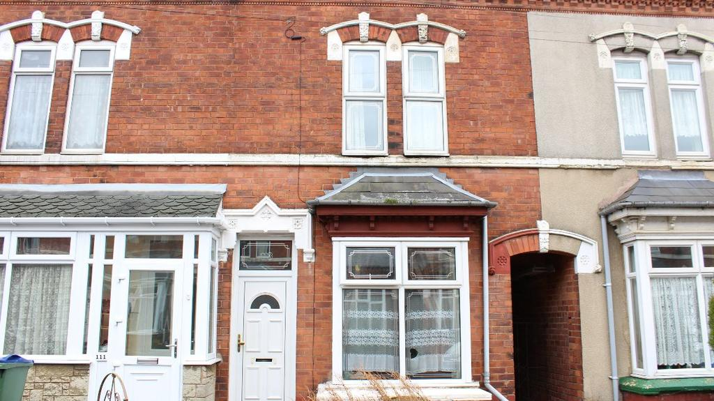 2 Bedrooms Terraced House for sale in SABELL ROAD