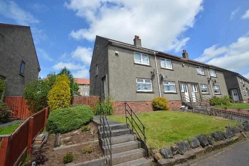 2 Bedrooms Terraced House for sale in Craigie Road, Hurlford, East Ayrshire, KA1 5EB