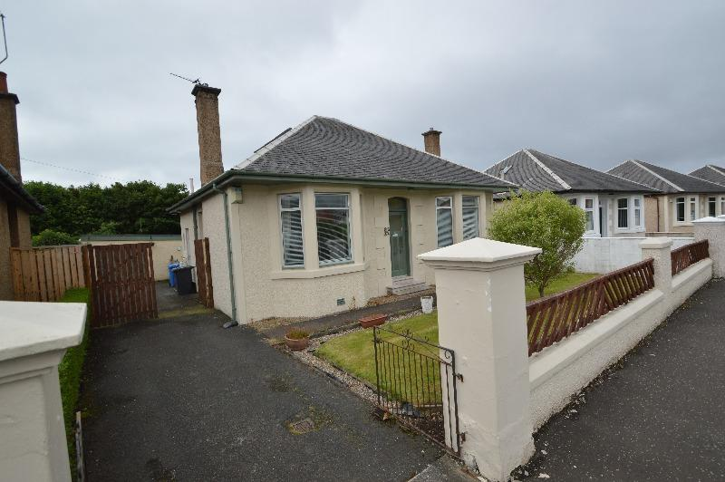 2 Bedrooms Bungalow for sale in Border Avenue, Saltcoats, North Ayrshire, KA21 5NH