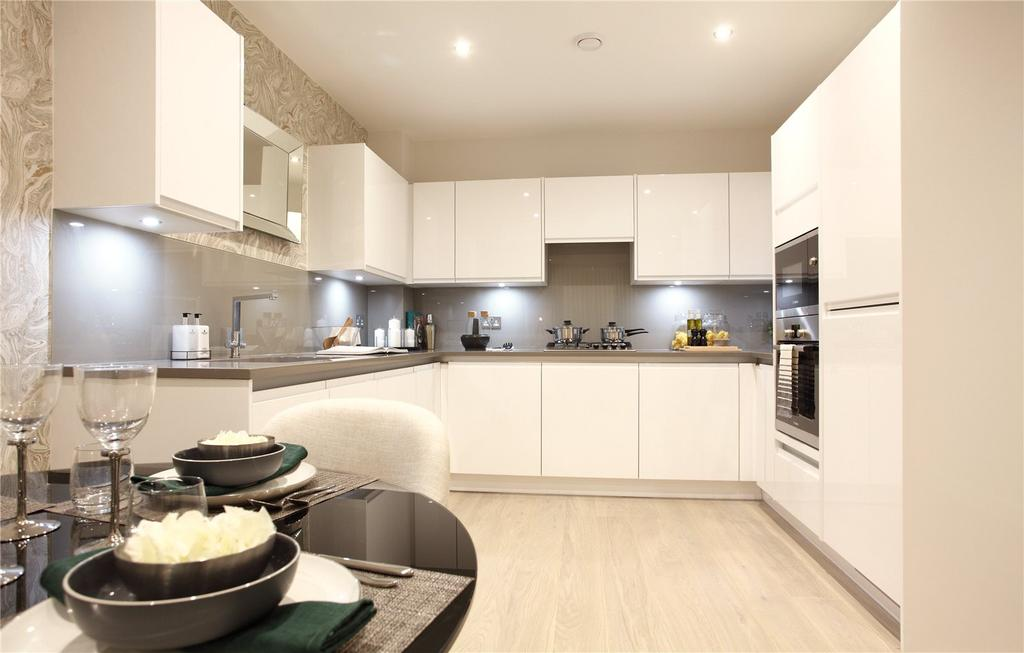 1 Bedroom Flat for sale in Norman Road, Greenwich, London, SE10