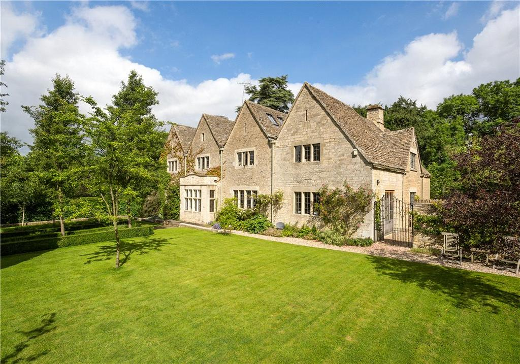 6 Bedrooms Detached House for sale in Coates, Cirencester, Gloucestershire, GL7
