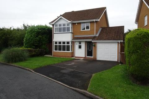 4 bedroom detached house to rent - Barley Close, Aldridge, Walsall WS9 0YS