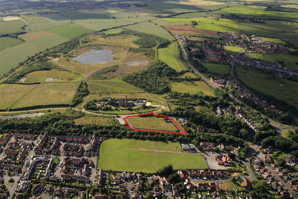 Land Commercial for sale in Pleasley, Mansfield, Nottinghamshire