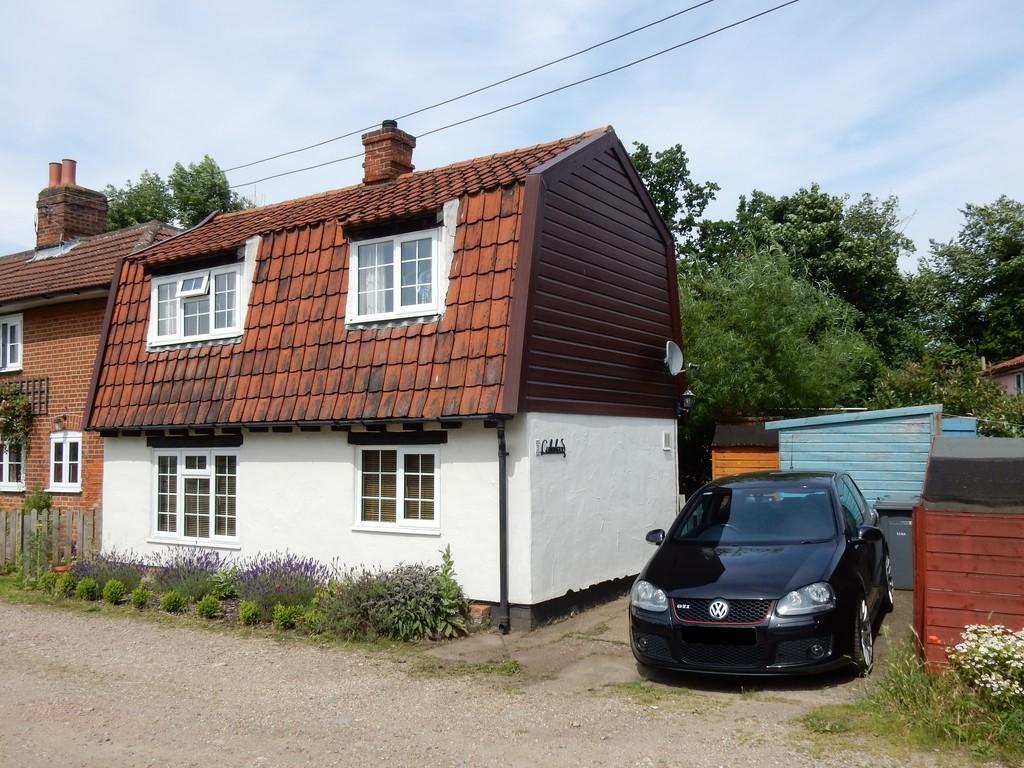 2 Bedrooms Cottage House for sale in Post Office Lane, Martlesham