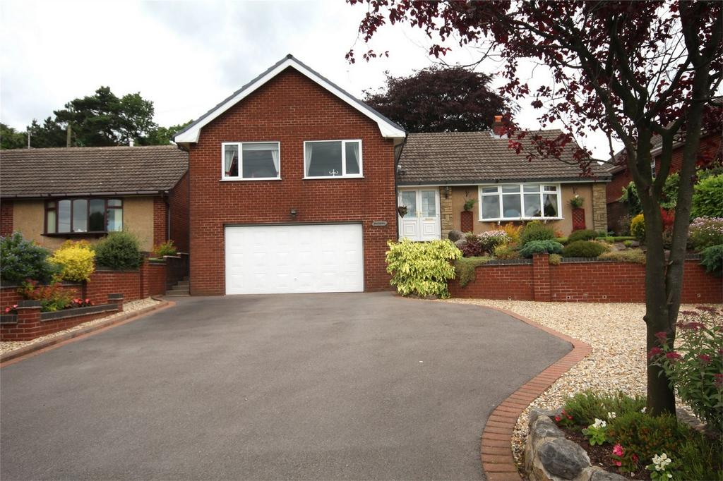 4 Bedrooms Detached House for sale in Majors Barn, Cheadle, Staffordshire