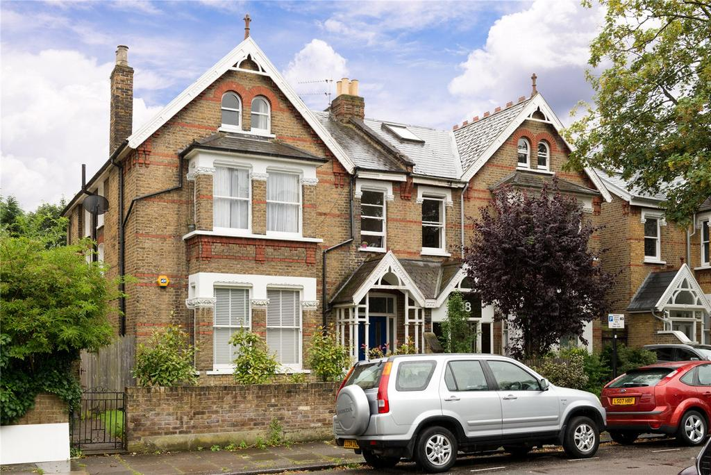 5 Bedrooms Flat for sale in Grosvenor Road, Chiswick, London