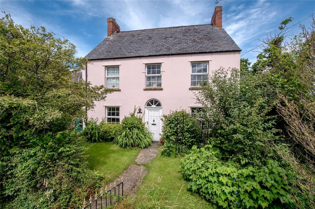 4 Bedrooms House for sale in Hare Lane, Broadway, Ilminster, Somerset, TA19