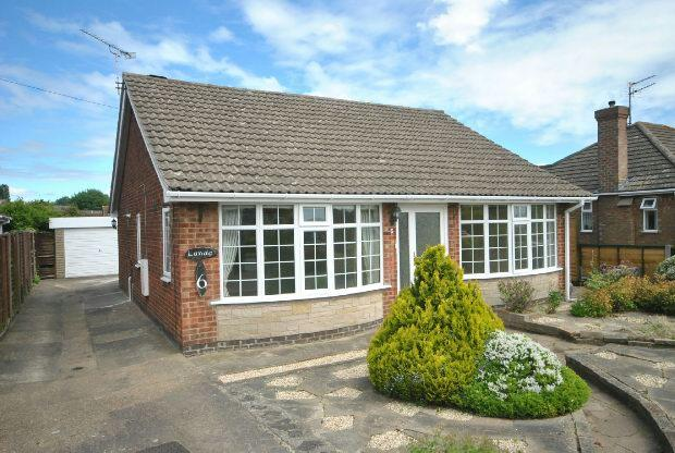 2 Bedrooms Detached Bungalow for sale in Littlebeck Road, Humberston, GRIMSBY