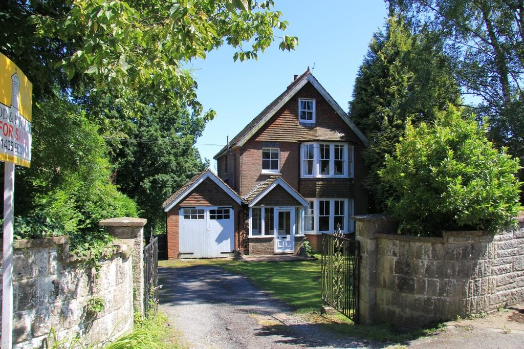 5 Bedrooms Detached House for sale in Tilsmore Road, Heathfield