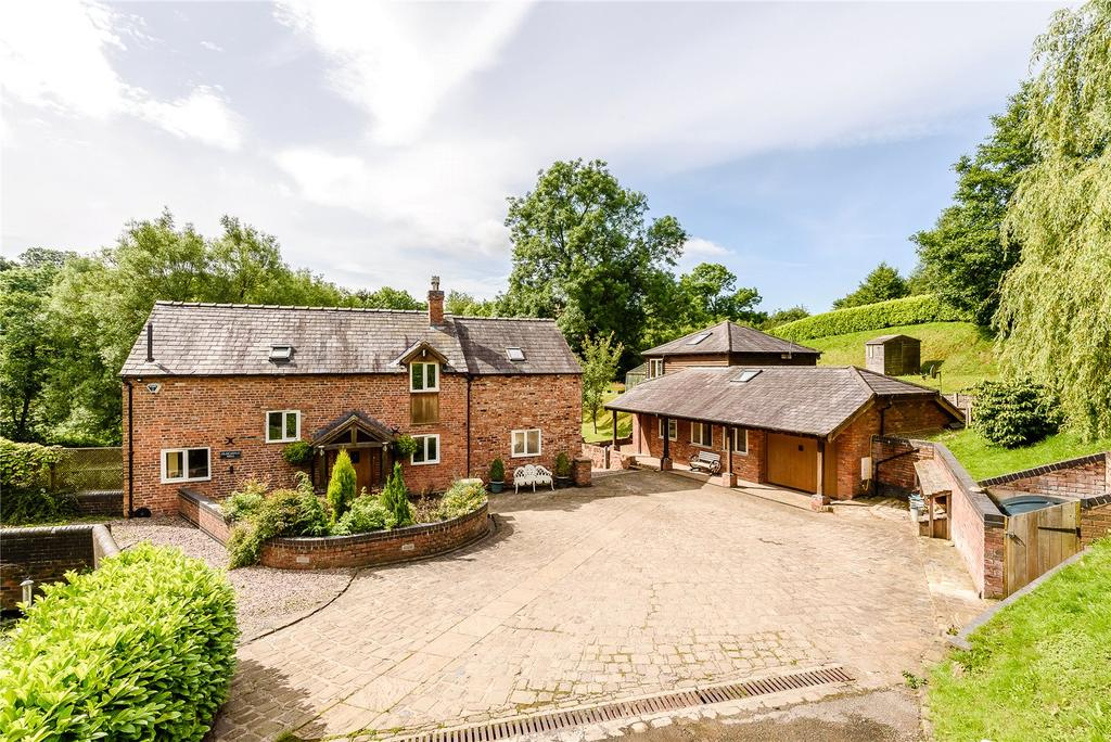 3 Bedrooms Detached House for sale in Oldcastle, Malpas, Cheshire