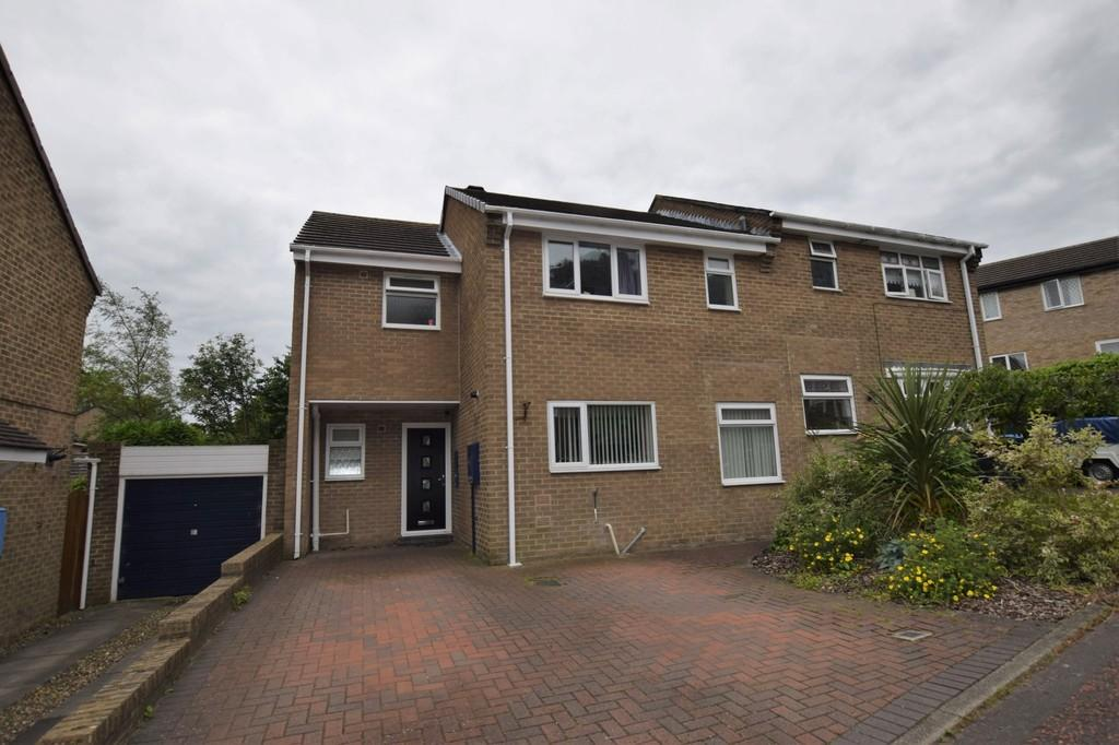 4 Bedrooms Semi Detached House for sale in The Grange, Tanfield Lea, Stanley