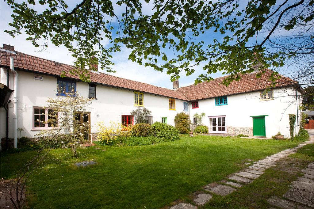 4 Bedrooms Detached House for sale in High Street, Sixpenny Handley, Salisbury