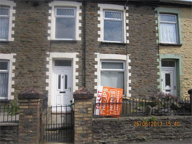 3 Bedrooms Terraced House for sale in Bank Street, Penygraig, Penygraig, Rhondda Cynon Taff. CF40 1PJ