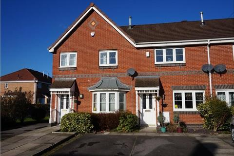 2 bedroom terraced house to rent - Garthorp Road, Manchester