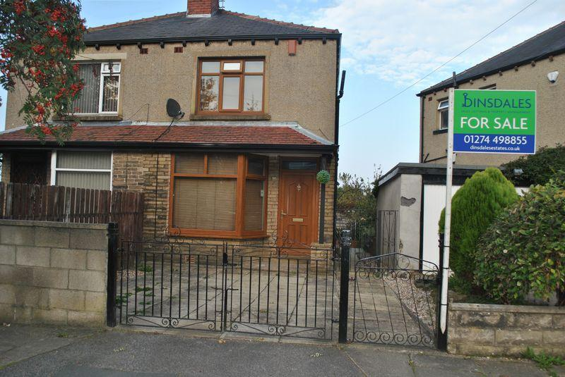3 Bedrooms Semi Detached House for sale in Briarwood Crescent, Wibsey, BD6 1SD