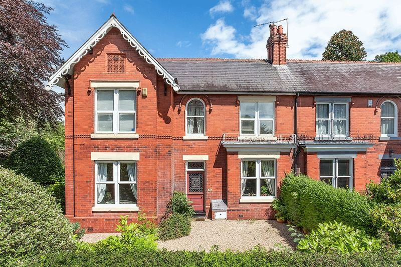 4 Bedrooms Semi Detached House for sale in Park Lane, Congleton