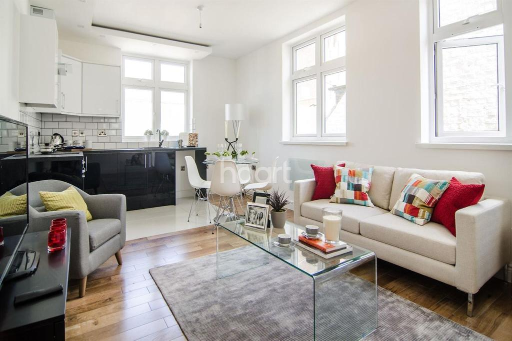 2 Bedrooms Flat for sale in Mill House