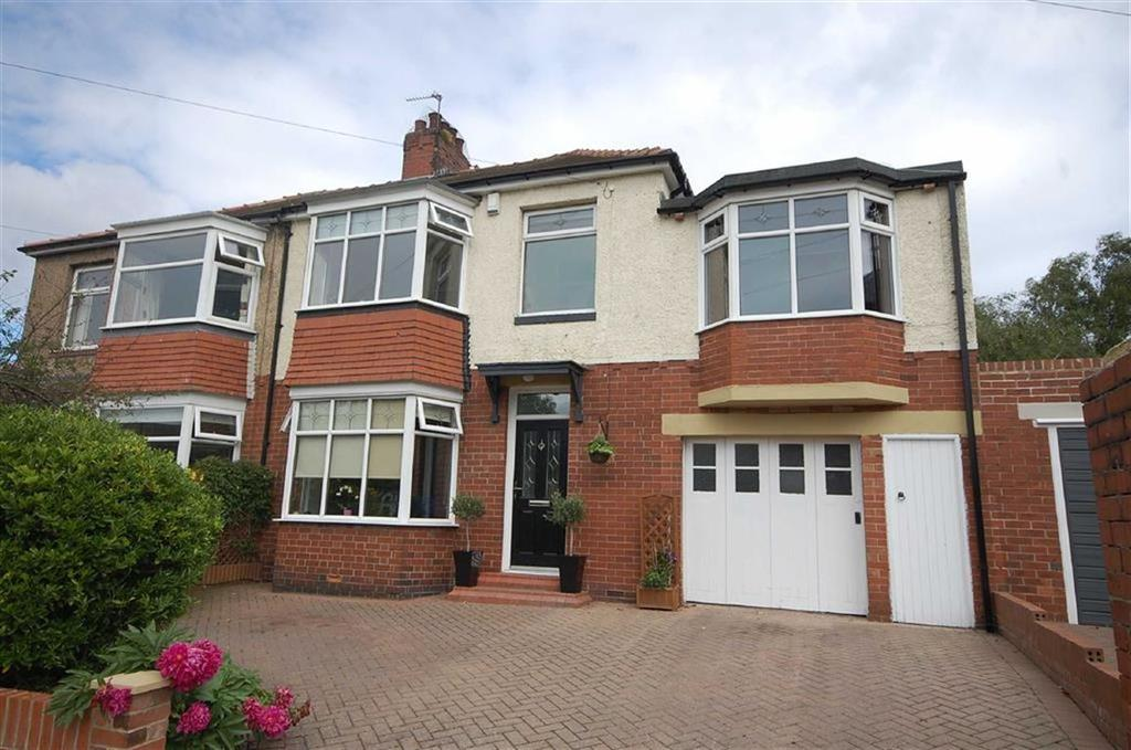 3 Bedrooms Semi Detached House for sale in North Avenue, South Shields