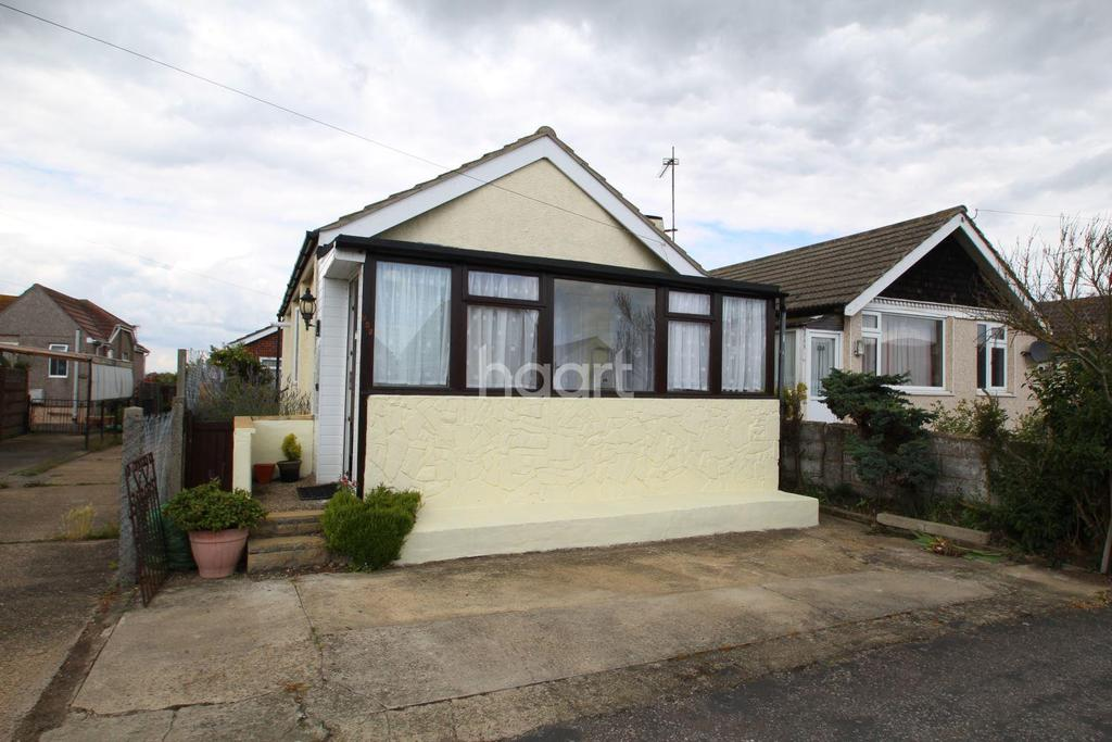 2 Bedrooms Bungalow for sale in Jaywick