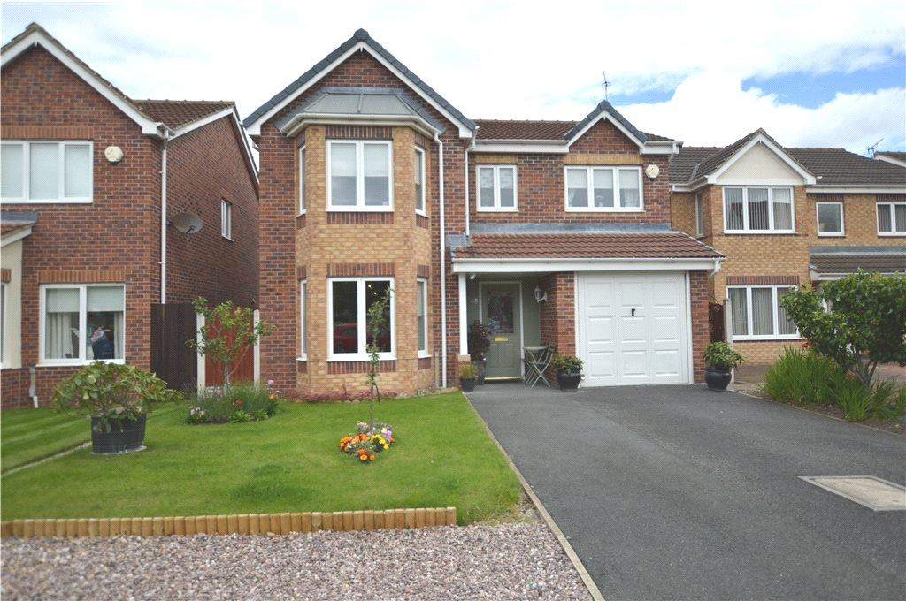 4 Bedrooms Detached House for sale in Goldsmith Drive, Robin Hood, Wakefield, West Yorkshire