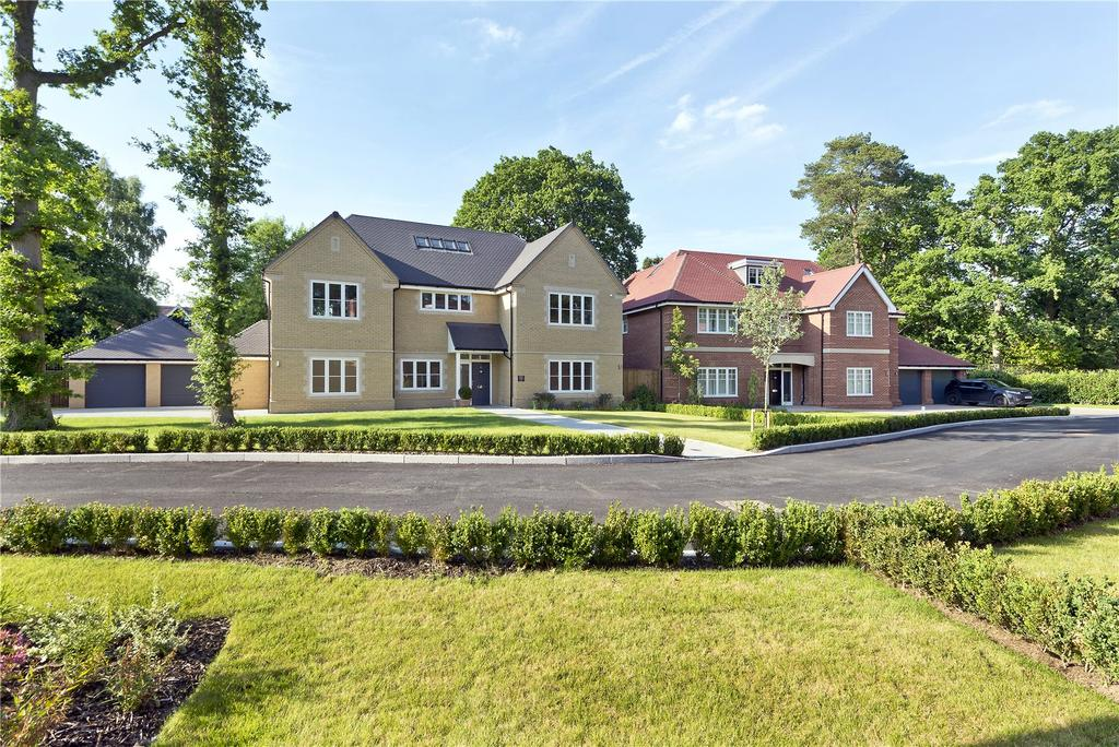 5 Bedrooms Detached House for sale in Glade InThe Spinney, Gerrards Cross, Buckinghamshire