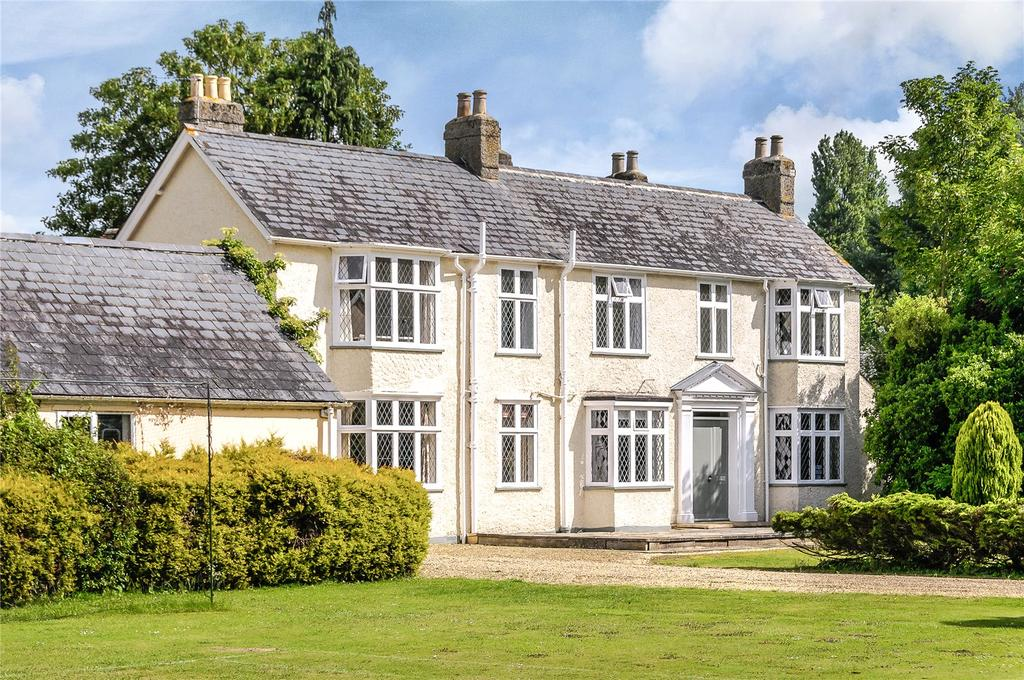 6 Bedrooms Detached House for sale in High Street, Shepreth, Royston, Cambridgeshire