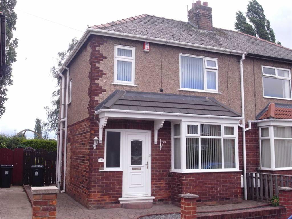 3 Bedrooms Semi Detached House for sale in Estoril Road, Darlington