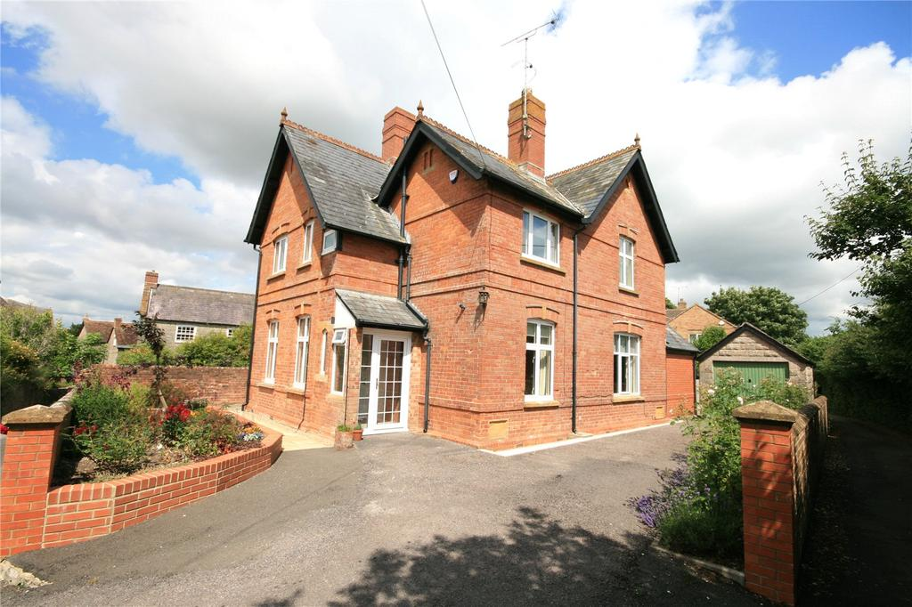 4 Bedrooms Detached House for sale in Queen Street, Yetminster, Sherborne, Dorset