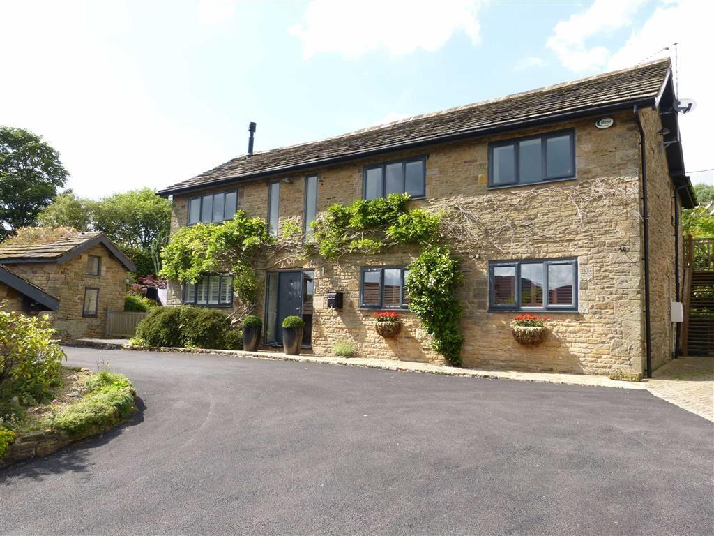 4 Bedrooms Barn Conversion Character Property for sale in Higher Dinting, Glossop