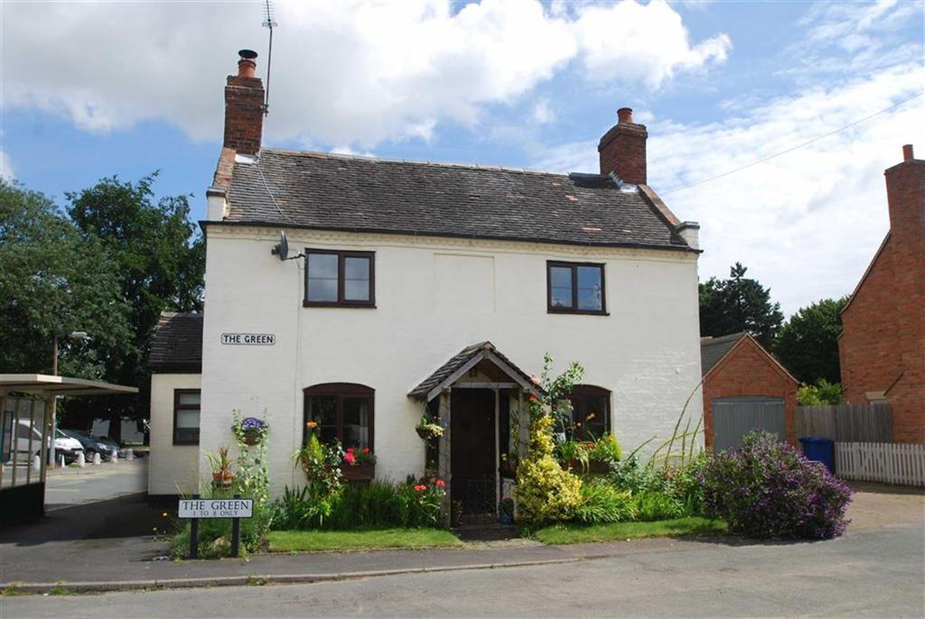 3 Bedrooms Cottage House for sale in The Green, Whittington, Staffordshire
