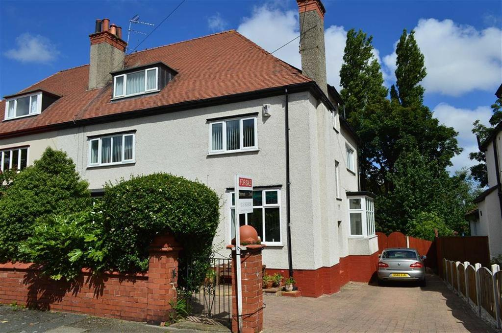 7 Bedrooms Semi Detached House for sale in Glenmore Road, Oxton, CH43